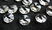 100PCS-14mm-2-Hole-Octagon-Crystal-Chandelier-Part-_1