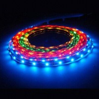 5050 RGB Ταινία Led IP20 60leds 14,4 Watt