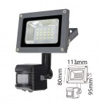 LED Flood Light SMD 10W