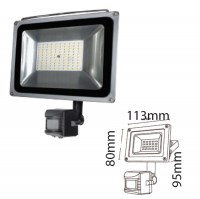 LED Flood Light SMD 30W Motion